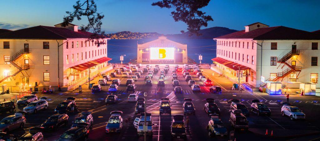 Drive-In at Fort Mason Center, San Francisco